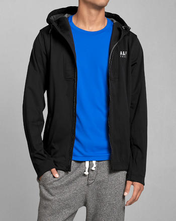 ANF A&F Active Running Jacket