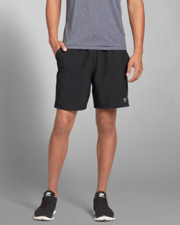 ANF A&F Active Running Shorts