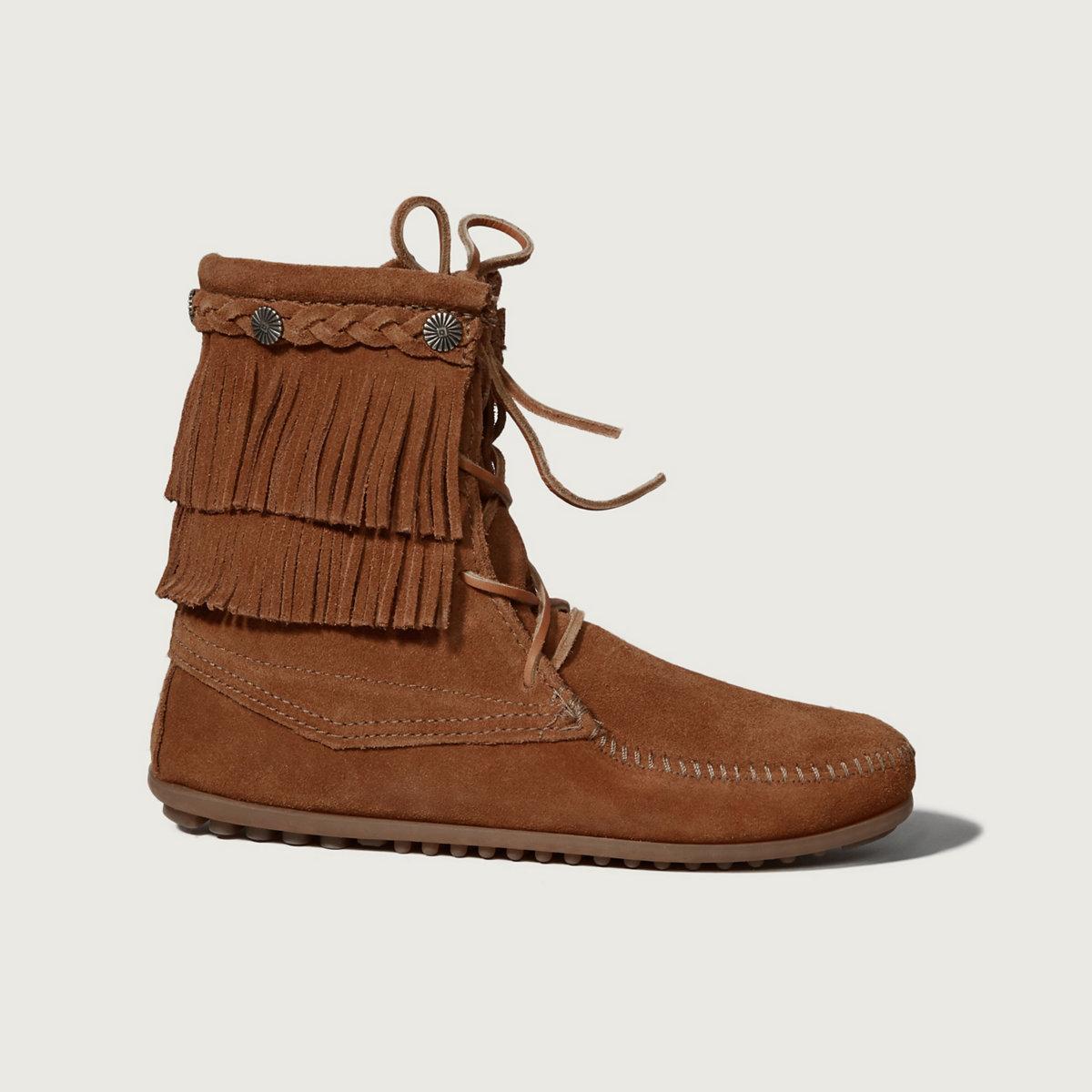 Minnetonka Tramper Ankle Boot