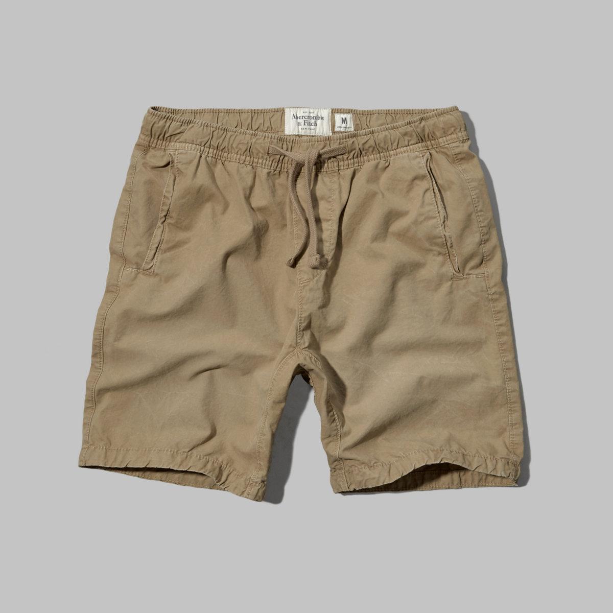A&F Jogger Shorts