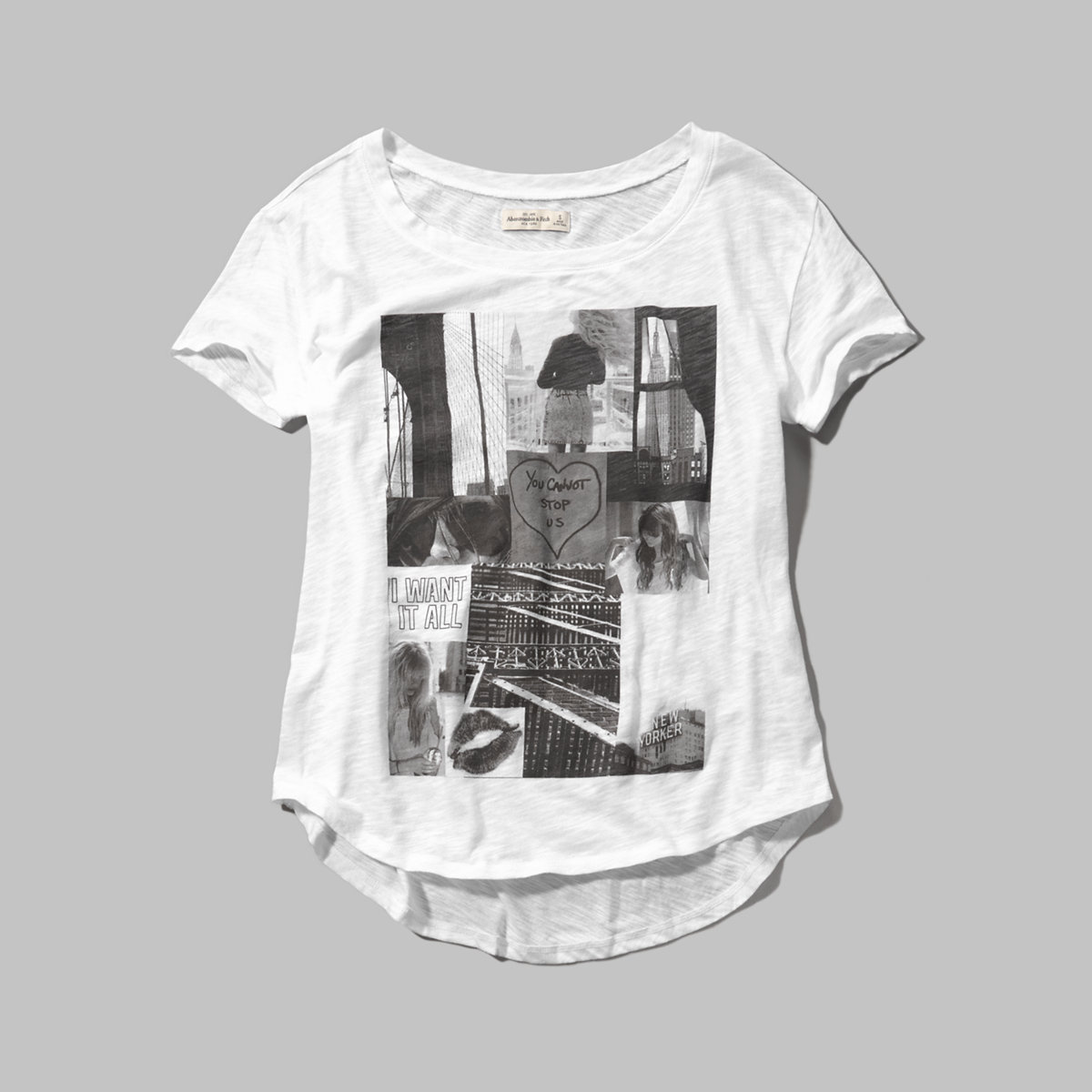 I Want It All Photoreal Graphic Tee