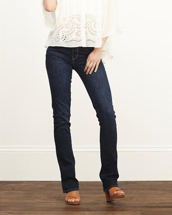 ANF Boot Jeans