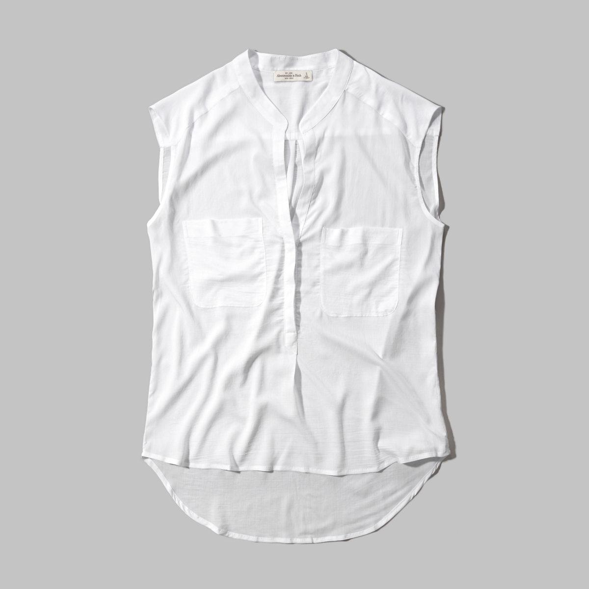 Lightweight Sleveless Shirt