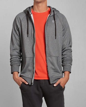 ANF A&F Active Hoodie