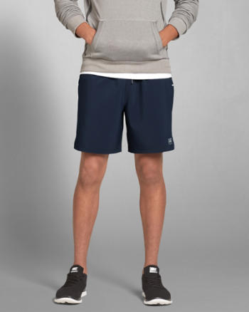 Mens A&F Active Running Shorts
