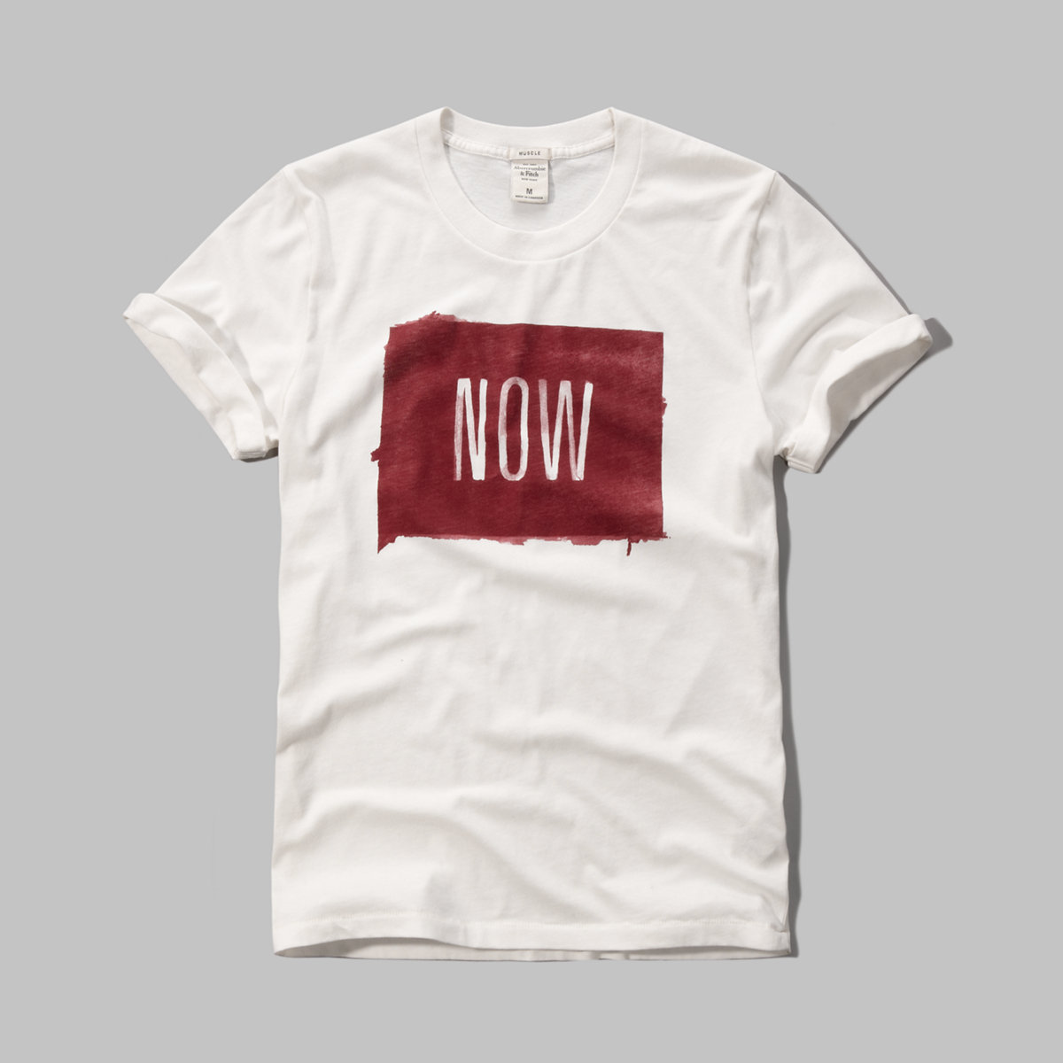Now Graphic Tee