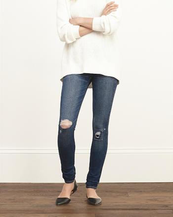 ANF A&F Super Skinny Jeans