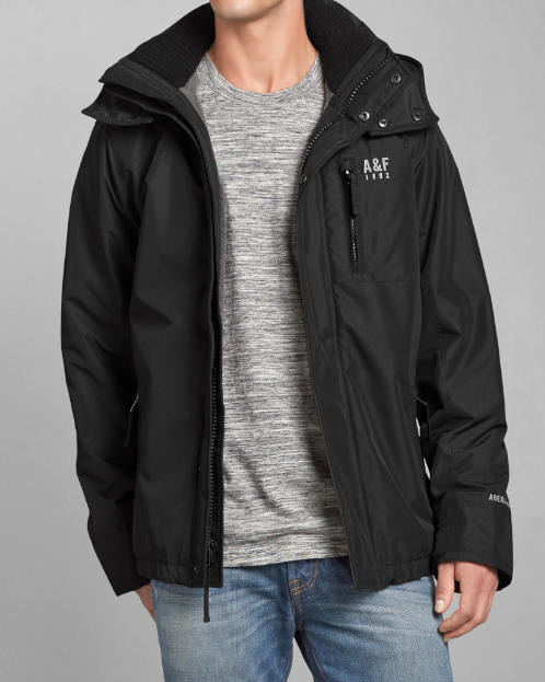 Abercrombie Mens Clearance Outerwear