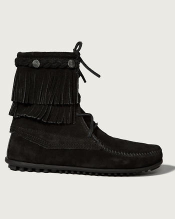 ANF Minnetonka Tramper Ankle Boot