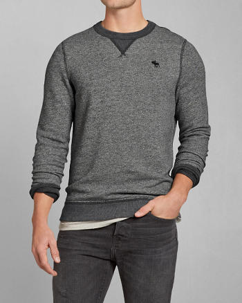 ANF Contrast Icon Sweatshirt