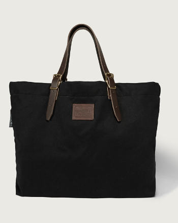 Womens Woolrich Wool Shoulder Tote