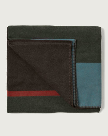 Mens Woolrich with A&F Allegheny Throw