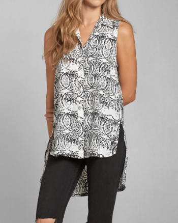 Womens Tunic Shirt