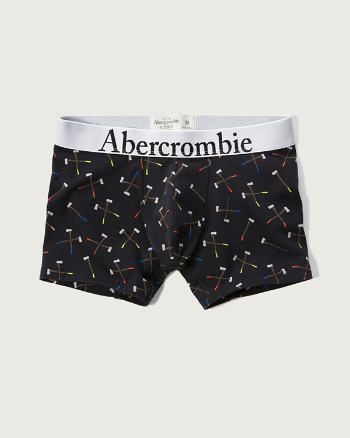 Mens A&F Muscle Fit Boxer Briefs