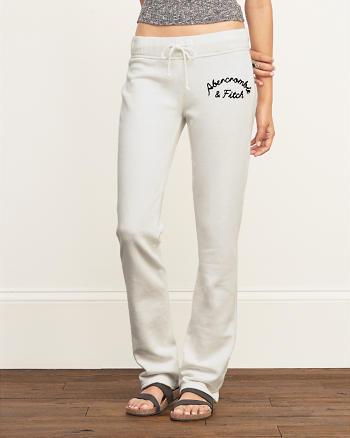 ANF A&F Skinny Sweatpants