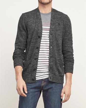 ANF A&F Basic Cardigan