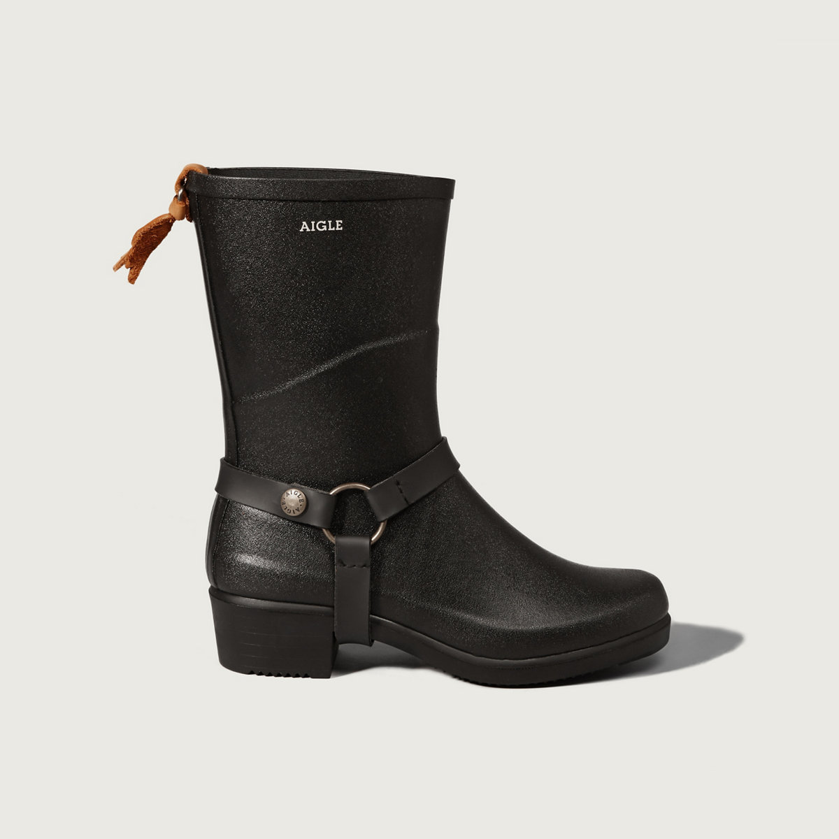 Aigle Miss Julie Half Boot