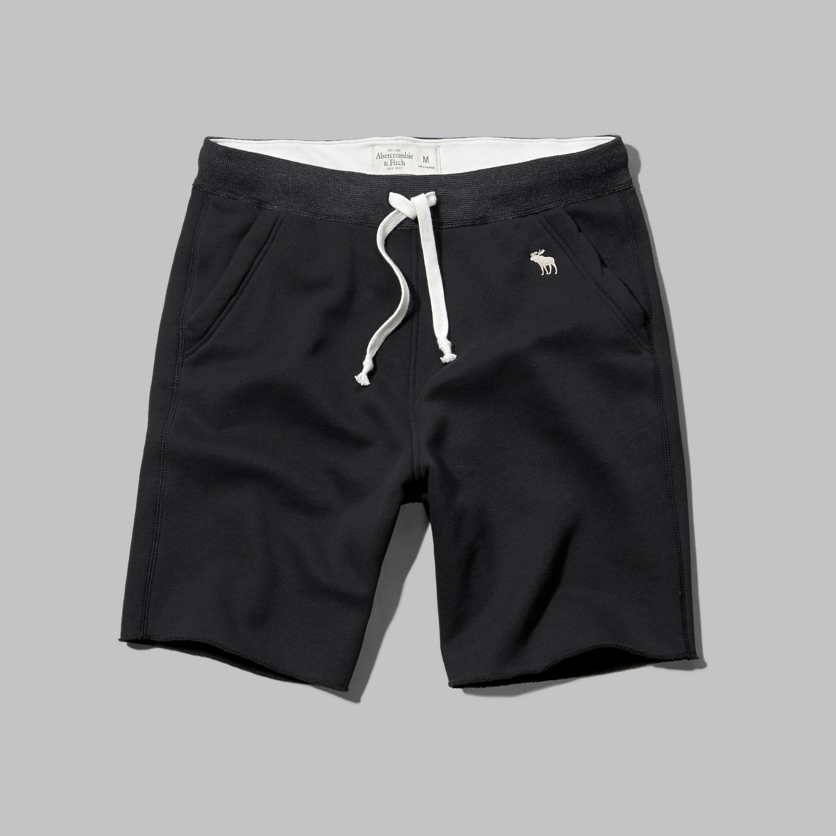 A&F Fleece Classic Fit Shorts
