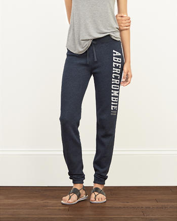 ANF A&F Banded Sweatpants