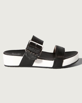 ANF Dr. Scholl's Frill Sandals
