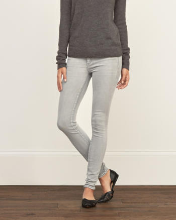 Womens Super Skinny Jeans