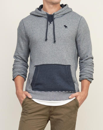 Mens Iconic Pullover Hoodie
