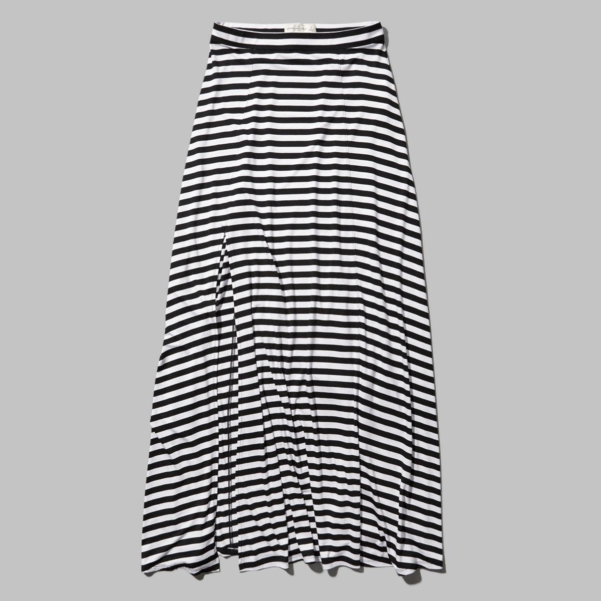 Knit Maxi Skirt