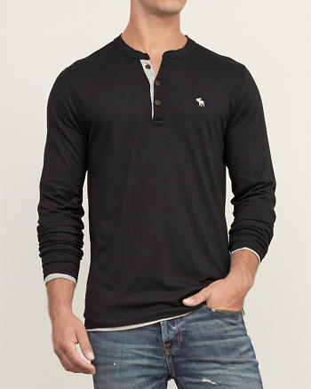 ANF Layered Henley