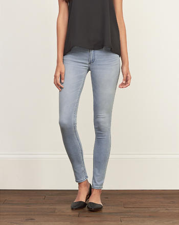 ANF Supersoft Jean Leggings