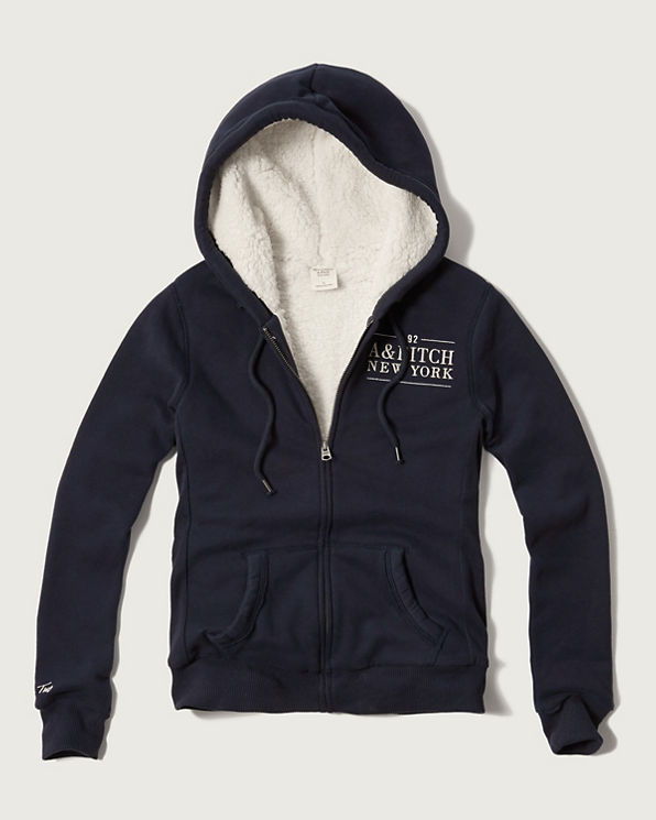 Ladies Abercrombie And Fitch Hoodies