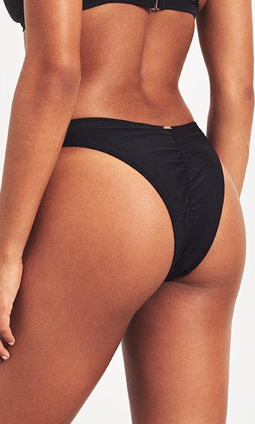 Hoog Opgesneden Badpak.Meisjes Bikinibroekjes Hollister Co
