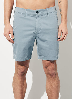 44bbbfde4d Guys · Bottoms · Shorts · Short. Our Beach Prep Fit hits above the knee.  Available in twill or denim. 5