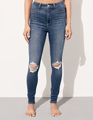 2be89547d289e Jeggings & Jean Leggings | Hollister Co.