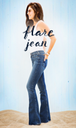 Flare Jean