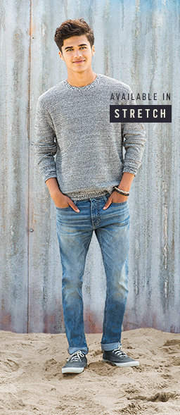 Guys Jeans   Hollister Co.
