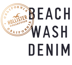 Beach Wash Denim