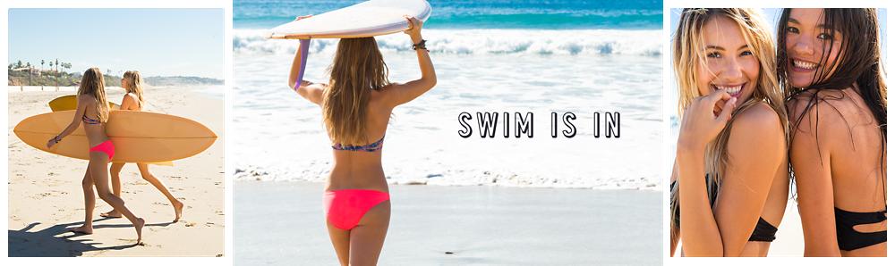 Swim is in