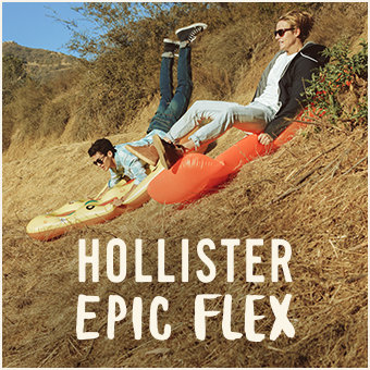 Hollister Epic Flex