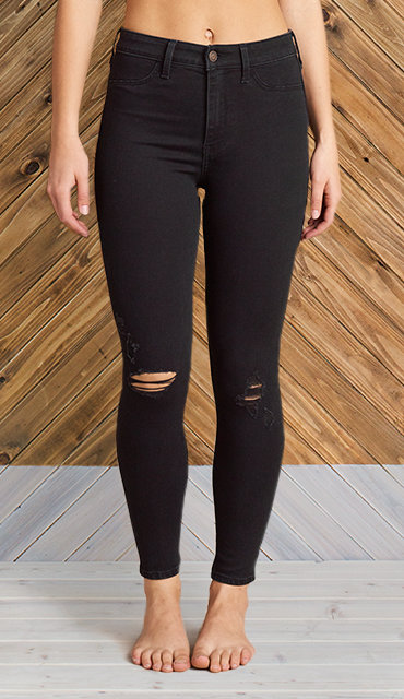 Explore our plus size jeggings (denim leggings) for the perfect companion to boots, flats and heels. Shop for styles with pockets (a good substitute for pants) or without (a .