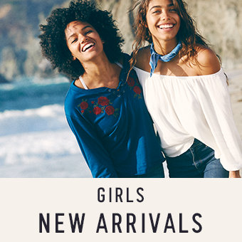 Girls new arrivals