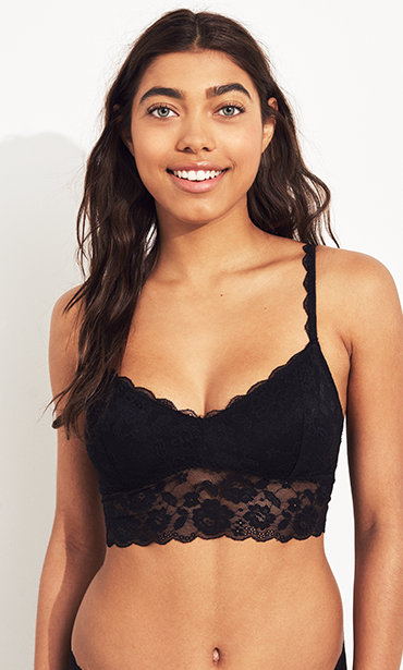 09d806634da2b Click here to shop gilly hicks by Hollister Longline Bralette