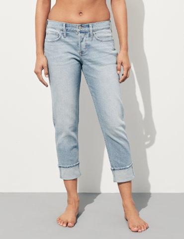 Boyfriend Jeans Hollister Co