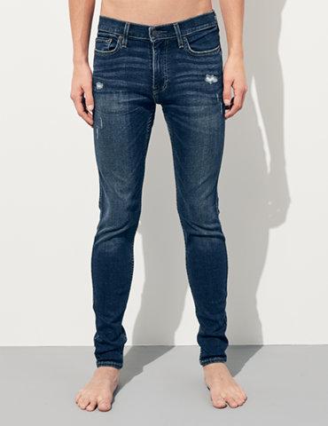 Super Skinny Jeans for Guys | Hollister Co.