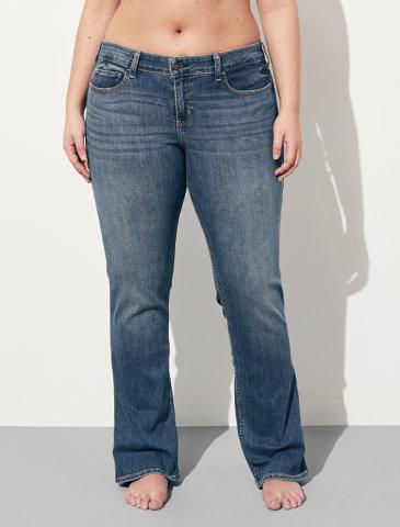ac1041d9 Girls Jeans Bottoms | HollisterCo.com