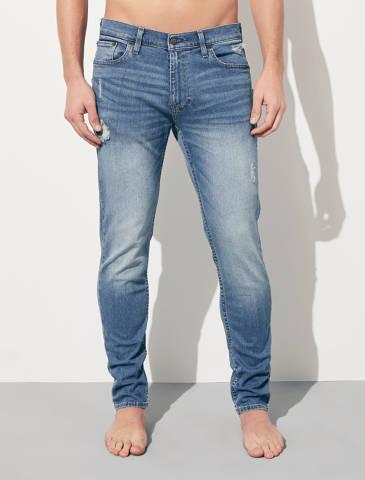 4e2596f6cb Jeans ajustados de chico