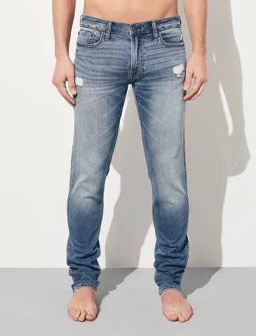 Skinny Jeans for Guys | Hollister Co.