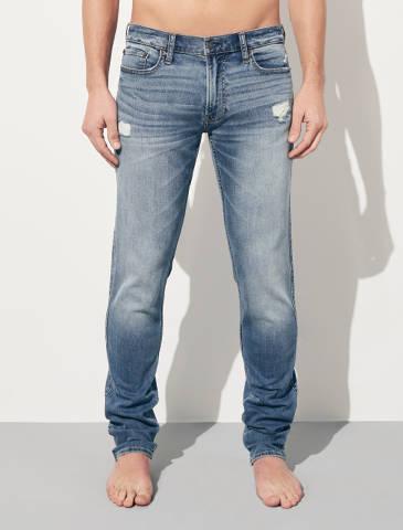 155d6b573b Jeans ajustados para chicos