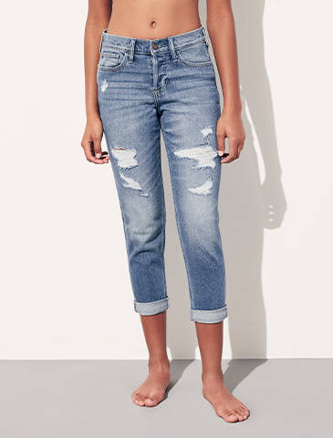 286c2f793d8 Boyfriend Jeans | Hollister Co.