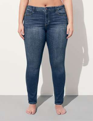 22a479a86a4 Super Skinny Jeans for Girls