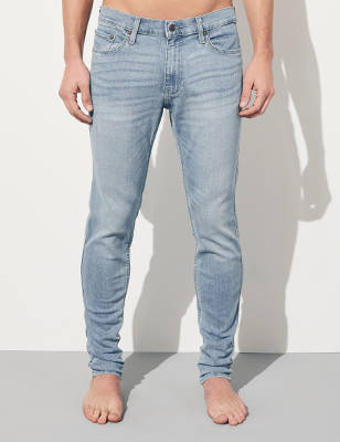 0b178450f5ee2b Super Skinny Jeans for Guys